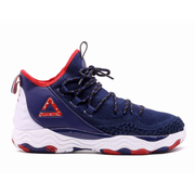 Chaussure de Basketball Peak Dwight Howard 4 bleu marine pour homme Pointure - 45