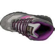 Femme Chaussures de randonnée Gris