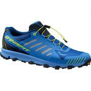 Dynafit - Feline Vertical Hommes Trail Running Shoe (bleu / jaune)