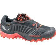 Dynafit - WS Feline GTXW Femmes Montagne chaussure de course (gris/rose)