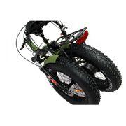 E-twow Fat Bike - Vélo électrique - Vert