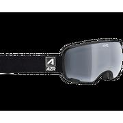 AZR Magnet OTG Noir Mat Full Gris Mirroir