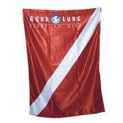 Aqualung International Red Flag
