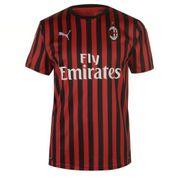 Maillot Garcon Puma AC Milan Domicile Saison 2019/2020