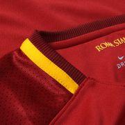 2017-2018 AS Roma Domicile Nike Football Maillot (Kids)