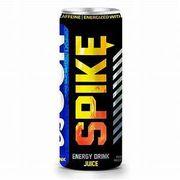 Boissons énergisante Spike Juicy USN (x24)
