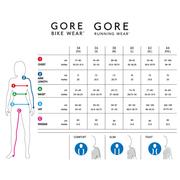 Gore Running Air 3/4