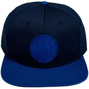 Casquette flat PSG - Collection officielle PARIS SAINT GERMAIN - Taille réglable adulte