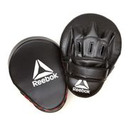 Gants Reebok Retail Hook and Jab Pads noir rouge