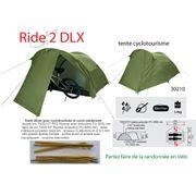 Tentes avec espace vélo-Ride 2dlx-tente 2 personnes + vélo