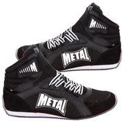 Chaussures Metal Boxe en PU et caoutchouc