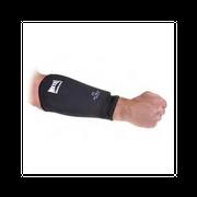 Protège avant bras coton Noir Taille - L