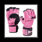 Gants de combat libre - mma rose Metal Boxe Taille - M