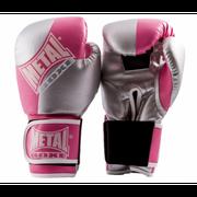 Gants de boxe Fit rose Taille - 6oz