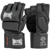Gants de combat libre - mma black light Metal Boxe Taille - XL