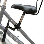 Selle enfant sur cadre de vélo femme