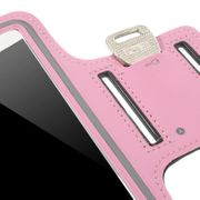 brassard sport Rose Néoprène Samsung Galaxy S7 EDGE