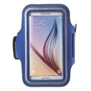 Brassard sport bleu Néoprène pour SAMSUNG GALAXY S9