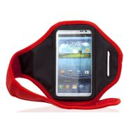 Brassard sport pour XPERIA XA2 couleur Rouge Ultra Léger