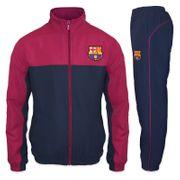 FC Barcelone officiel - Lot veste et pantalon de survêtement thème football - homme