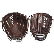Gant de Baseball Wilson A900 11.75 Main-Pied - Droitier, Taille Gant - 11.75