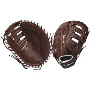 Gant de Baseball Wilson A900 1er Base 12 Main-Pied - Gaucher, Taille Gant - 1er base
