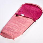 Vegas Junior - Sac de couchage sarcophage enfant - 170 x70 cm -Rose