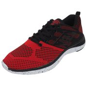 Chaussures running mode Barwey rouge