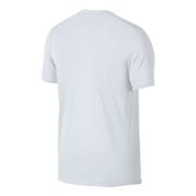 T-shirt Nike Running Top manches courtes blanc