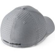 Casquette Under Armour Blitzing Imprimé 3.0 Gris pour homme taille casquette - M/L (56.8-60.6cm)