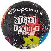 Optimum Ballon de netball Multicolore Taille 5 2017 Sélection couleur - Multicolore