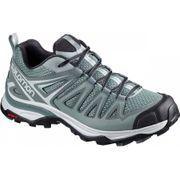 Chaussures Salomon X Ultra 3 Prime gris bleuté femme
