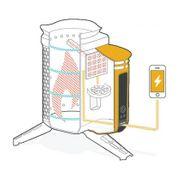 Réchaud électrique Campstove par Biolite