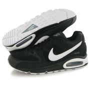Nike Air Max Command noir, baskets mode homme