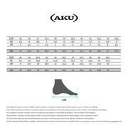 Chaussures de randonnée AKU KS Schwer 14 GTX N marron noir
