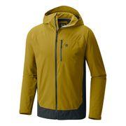 Veste imperméable Mountain Hardwear Strch Ozonic jaune