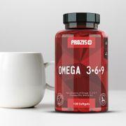 Omega 3-6-9 120 softgels - naturel