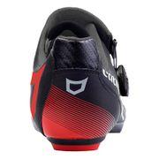 Chaussures Catlike Talent Road noir blanc rouge