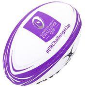 Ballon de rugby Replica Gilbert Challenge Cup (taille 5)