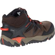 Merrell Mens All Out Blaze 2 Mid Gore-Tex Leather Walking Hiking Boots