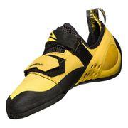 Chaussons d'escalade La Sportiva Katana jaune noir