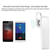 Écouteur bluetooth-D'origine Hu AM04S Colortooth sans Fil Bluetooth V4.1 Écouteur(Blanc)