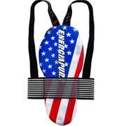 PROTECTION DORSALE ENERGIAPURA LONG BACK WC ADJ FLAG AMERICA JR