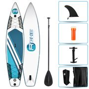 Pack Stand Up Paddle gonflable ROHE RACE 12' x 32'' x 6'' (365 x 81 x 15 cm) – avec accessoires