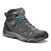Chaussures de marche Asolo Megaton Mid GV GTX noir bleu femme