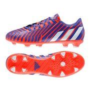 adidas Predator Absolado Instinct FG Football Boots (Red-White-Night)