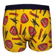Arsenal FC officiel - Boxer pour garçon - thème football - rouge