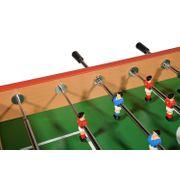 Baby Foot de Bar Deluxe et Balles de Foot Version Stadium 148 x 98 cm