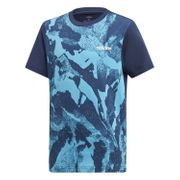 T-shirt junior adidas Essentials Allover Print