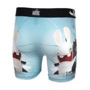 Sous vêtement boxer Inv nr/blc boxer